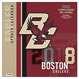 Boston College Eagles 2018 12X12 Team Wall Calendar (18998012074)