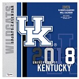 Kentucky Wildcats 2018 12X12 Team Wall Calendar (18998011803)