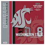 Washington State Cougars 2018 12X12 Team Wall Calendar (18998011828)