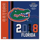 Florida Gators 2018 12X12 Team Wall Calendar (18998011799)