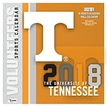 Tennessee Volunteers 2018 Mini Wall Calendar (18998040608)