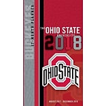 Ohio State Buckeyes 2017-18 17-Month Planner (18998890527)