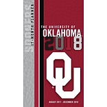 Oklahoma Sooners 2017-18 17-Month Planner (18998890516)
