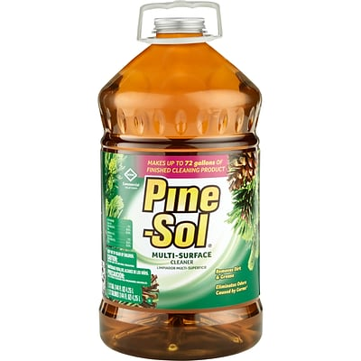 Pine-Sol Multi-Surface Cleaner, 144 Ounces (35418)