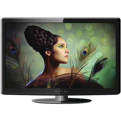 "Proscan Pledv1945a 19"" 720p Led Tv/dvd Combo With Atsc Tuner"