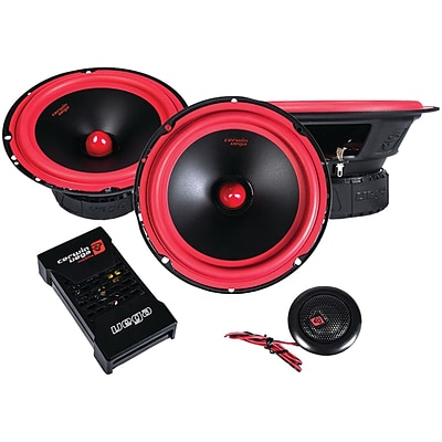 Cerwin-vega Mobile V465c Vega Series 6.5 400-watt 2-way Component Speaker System