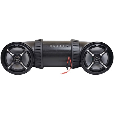 Bazooka Atv-tube Ut8200 450-watt Bluetooth Atv/marine Speaker System (8)