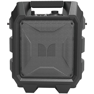 Monster Rrmin Rockin Roller Mini Portable Indoor/outdoor Bluetooth Speaker