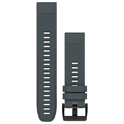 Garmin 010-12496-01 Fenix 5s 22mm Quickfit Silicone Watch Band (granite Blue)