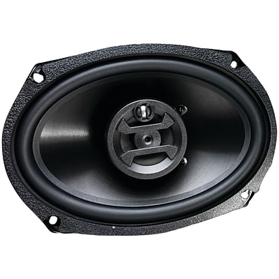 Hifonics Zs693 Zeus Series Coaxial 4ohm Speakers (6 X 9, 3 Way, 400 Watts Max)