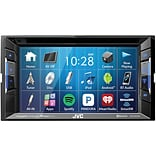 Jvcm Kw-v230bt 6.2 Double-din In-dash Am/fm Dvd Receiver With Bluetooth & Siriusxm Ready