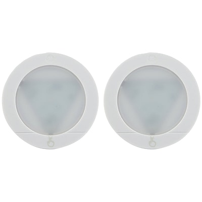 General Electric 25434 Puck Light, 2 Pk