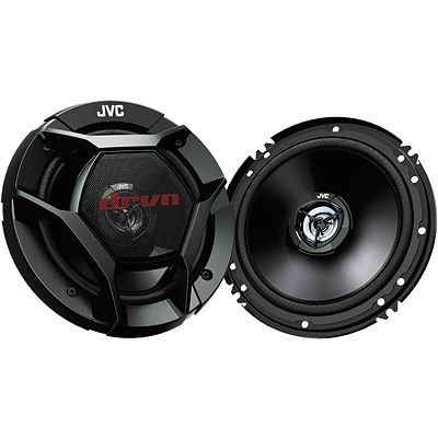JVC Cs-dr620 Drvn Series 6.5 300-watt 2-way Coaxial Speakers