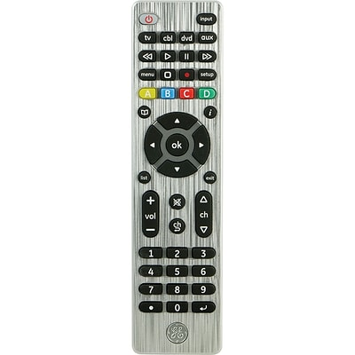 General Electric 33709 4-device Universal Remote Control