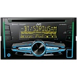 Jvcm Kw-r925bts Double-din In-dash Cd Receiver With Bluetooth & Siriusxm Ready