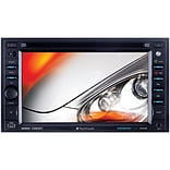 Planet Audio P9640brc 6.2 Double-din In-dash Touchscreen Dvd Receiver With Bluetooth (with Rear Cam