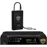 Nady Enc 1 Gt Enc-i Single-channel Professional Vhf Wireless Instrument System