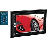 Planet Audio P650mb 6.5 Double-din In-dash Mechless Am/fm Receiver With Bluetooth
