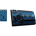 Planet Audio Pb475rgb Double-din In-dash Cd Am/fm Receiver With Bluetooth