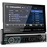 Power Acoustik Pd-721xb 7 Incite Single-din In-dash Motorized Touchscreen LCD DVD Receiver With Det