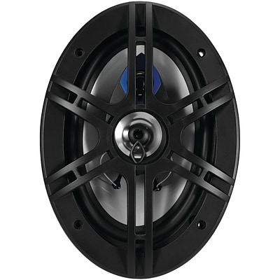Planet Audio Pl69 Pulse Series 3-way Speakers (6 X 9, 400 Watts Max)