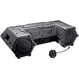 Planet Audio Patv85 Powersports Series Waterproof All-terrain Sound System With Bluetooth & Led Ligh
