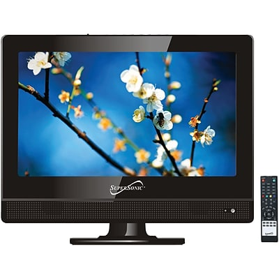 Supersonic Sc-1311 13.3 720p Ac/dc Led Tv