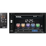 Soundstorm Dd658 6.2 Double-din In-dash Touchscreen Multimedia Player