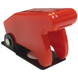 Battery Doctor 20565 Aircraft-style Toggle Switch Cover (red)