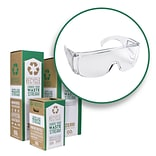 TerraCycle Protective Eyewear Zero Waste Recycling Box, Small (50942)