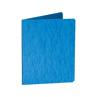 Oxford 2-Prong Report Covers, Letter, Blue, 5/Pack (OXF 99401EE)
