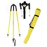 AdirPro Prism Pole Tripod Yellow (761-02)