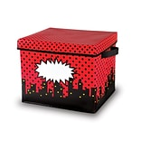 Teacher Created Resource Superhero Storage Bins - Box (TCR20769)
