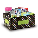 Teacher Created Resource Chalkboard Brights Storage Bins - Small (TCR20764)