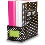 Teacher Created Resource Chalkboard Brights Book Bin (TCR20784)