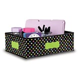 Teacher Created Resource Chalkboard Brights Storage Bins - Medium (TCR20765)