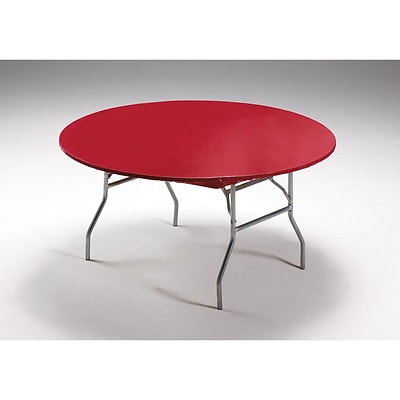 Creative Converting Stay Put Tablecover Red, 60  (37227)