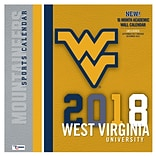 West Virginia Mountaineers 2018 12X12 Team Wall Calendar (18998011829)