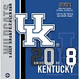 Kentucky Wildcats 2018 Box Calendar (18998051377)