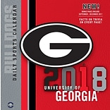 Georgia Bulldogs 2018 Box Calendar (18998051375)