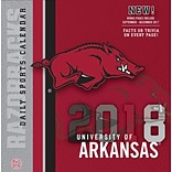 Arkansas Razorbacks 2018 Box Calendar (18998051371)