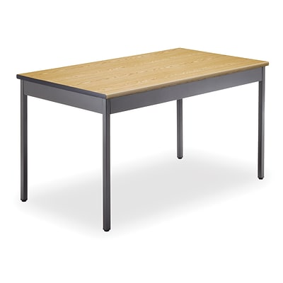 OFM Core Collection Multi-Purpose Utility Table,  30D x 48W, Maple (UT3048-MPL)
