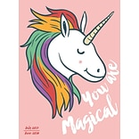 Tf Publishing 2018 Academic Year Unicorn Monthly Planner (18-4223A)