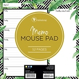 Tf Publishing Nondated Jungle Weekly Memo Mouse Pad (20-0220)
