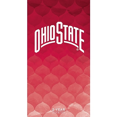 Tf Publishing 2018 Ohio State University 2 Yr Pocket Planner (18-7130)