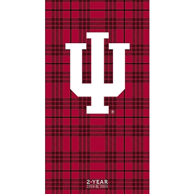 Tf Publishing 2018 Indiana University 2 Yr Pocket Planner (18-7127)