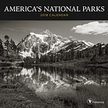 Tf Publishing Americas National Parks Mini Wall Calendar (18-294)