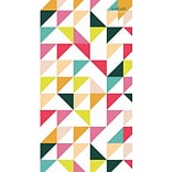 Tf Publishing 2018 Geometric 2 Yr Pocket Planner (18-7206)