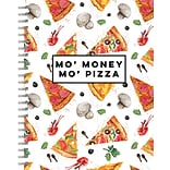 Tf Publishing Nondated Mo Pizza Lined Wire-O Journal (99-6008)