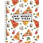 Tf Publishing Nondated Mo' Pizza Lined Wire-O Journal (99-6008)